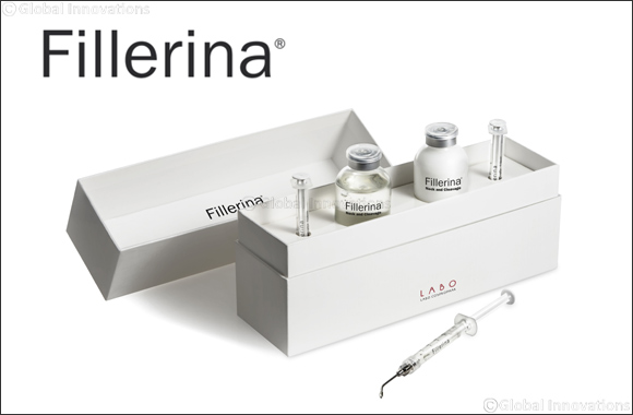 FILLERINA Launches Specific Zones – NEW Dermo-Cosmetic Filler Treatments for At-Home Use