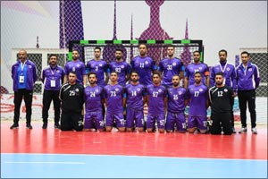 Copthorne Kuwait City Hotel hosts teams of Asian Men's Club League Handball Championship