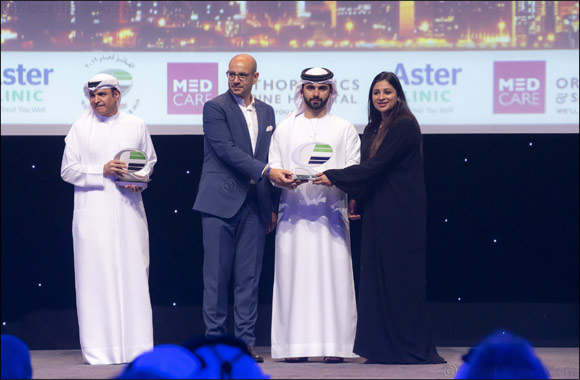 Aster DM Healthcare wins four Dubai Business Excellence Awards