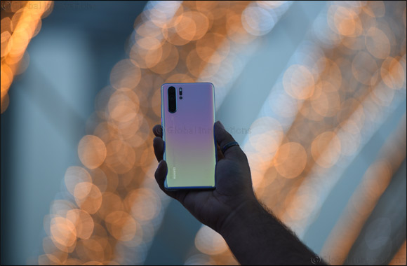 Huawei Brings the Super Camera Phones Huawei P30 series to the Middle East and Africa, Announces Optimized Snapchat experience for users in the region