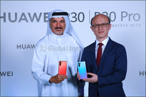 Huawei Brings the Super Camera Phones Huawei P30 series to the Middle East and Africa, Announces Opt ...
