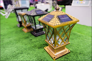 Discover amazing eco-friendly products at Dragon Mart's Green Energy Market