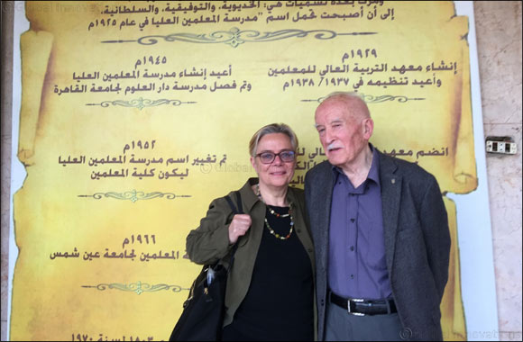 Winners of the Sheikh Zayed Book Award's  Cultural Personality of the Year Announced
