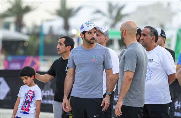 HH Sheikh Hamdan Increases Gov Games Prize Money to AED 3 Million After Thrilling First Day