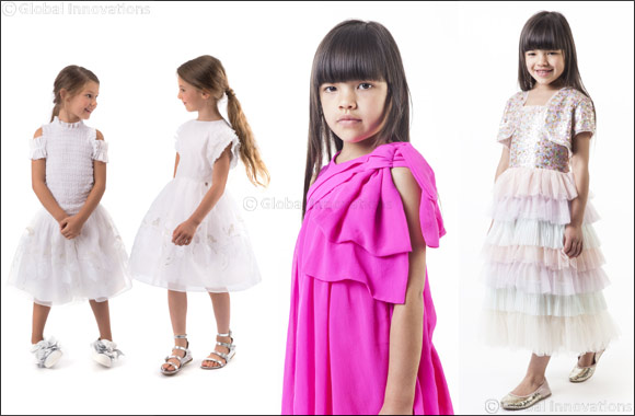 Ramadan Looks for the City's Little Princesses