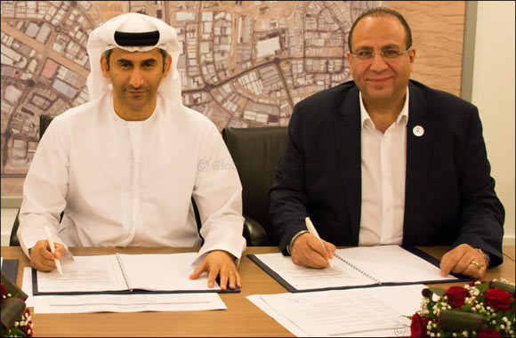 Dubai Investments Park Signs Contract to Commission New 132/11kv DEWA Substation