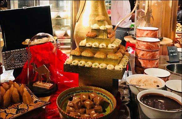 Iftar at Yalumba, Le Meridien Dubai