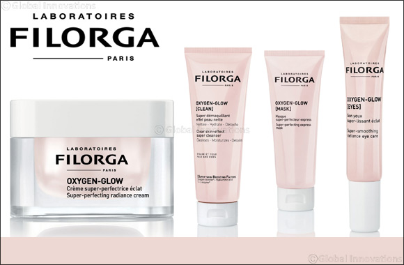 Super-Perfecting Radiance Skincare with  FILORGA's OXYGEN-GLOW Range