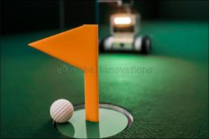 AI GolfBots hit the Fairway for ParOne STEAMathalon