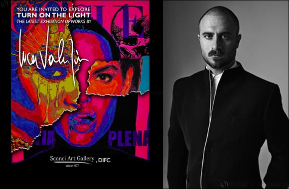 Luca Valentini Presents Turn on the Light at Sconci Exhibition