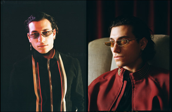 Rob Raco: new FENDI Men's Eyewear Collection Ambassador