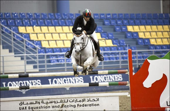 Show Jumping Nationals Continue in Sharjah