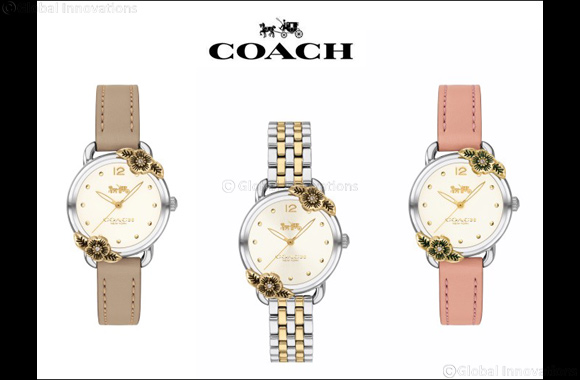 Coach presents Delancey Collection