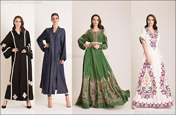 Modesty meets festive spirit in Diva Abaya's Ramadan collection.