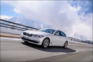 Consumers Plug Into BMW's Eco-friendly Range at Middle East E-mobility Auto Show