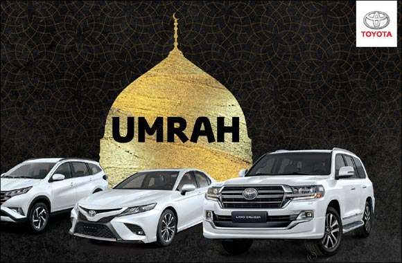Al-Futtaim Toyota rewards customers ahead of the holy month of Ramadan