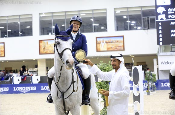 Sharjah's riders continue their winning streak