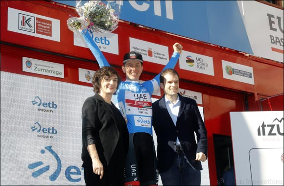 Basque in Glory: Martin Makes Podium Whilst Pogacar Takes Youth Classification