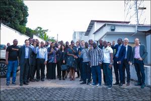 Ericsson and Orange launch 4G network in Sierra Leone