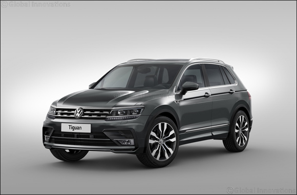 Win a brand new Volkswagen Tiguan at Dragon Mart this Dubai Home Festival