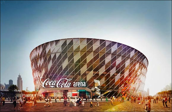 The Big Reveal: Inside the Coca-Cola Arena Dubai