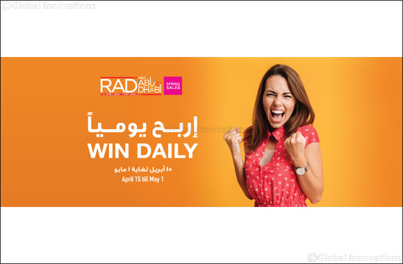 Bawadi Mall launches shopping bonanza as part of Retail Abu Dhabi (RAD) Spring Sales