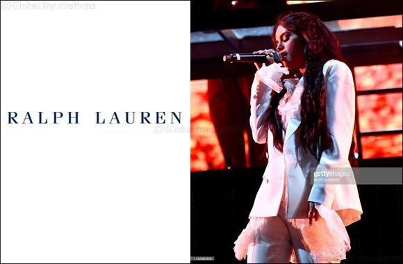 Selena Gomez in Ralph Lauren