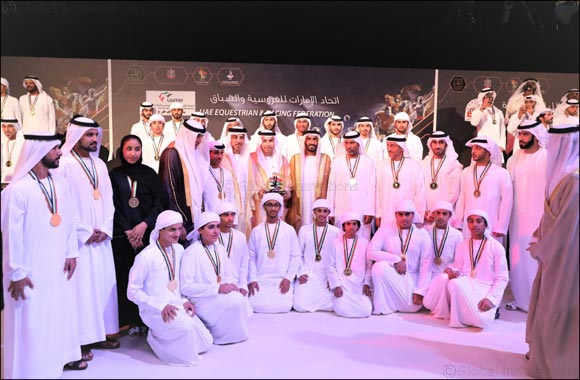 UAE Equestrian and Racing Federation Crowned Number One by UAE's General Authority for Sports