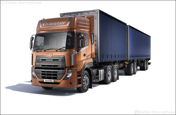 UD Trucks launches New Quester to help companies in the MEENA region overcome business challenges and accelerate growth with Smart Logistics