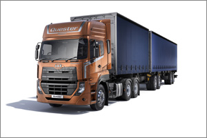 UD Trucks launches New Quester to help companies in the MEENA region overcome business challenges an ...