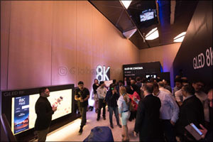 One Giant Leap for Resolution: Samsung Announces Availability of the UAE's first QLED 8K TV