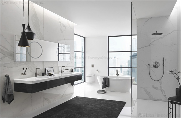 From Cleanly Functionality to Utmost Convenience: GROHE's Manual Bidet Seat and Smart Toilet Provide Ultimate Hygiene