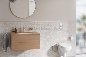 From Cleanly Functionality to Utmost Convenience: GROHE's Manual Bidet Seat and Smart Toilet Provide ...