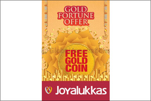Joyalukkas announces 'Gold Fortune' on the exclusive occasion of Akshaya Tritiya.