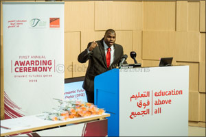 Education Above All Foundation (EAA) hosts Scholarship Awarding Ceremony for resident students
