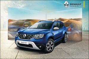 Renault Al Babtain's Unstoppable SUV - Renault Duster Wins Customers Over with the Starting Price at ...
