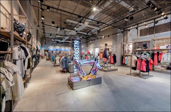adidas brings much-loved stadium-inspired concept store to Dubai Festival City Mall