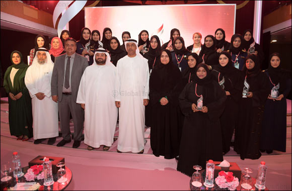Dubai Customs honors female winners of Al Thuraya Award in its 1st edition