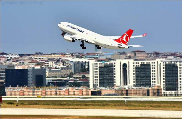 Turkish Cargo continued its growth in a shrinking air cargo market.