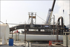 LIN SCAN successfully inspects unpiggable loading line in UAE using state of the art technology
