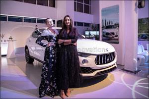 Premier Motors and Maserati host �Le Donne Di Maserati' � a stylish evening