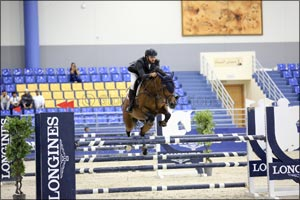 Spectacular Show Jumping Season to Come to an End with Emirates Longines Final in Sharjah