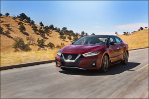 Nissan launches bold and powerful refreshed 2019 Maxima in the Middle East
