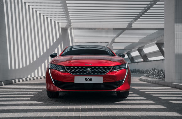 New Peugeot 508 The Radical Saloon Makes Its Middle East Debut