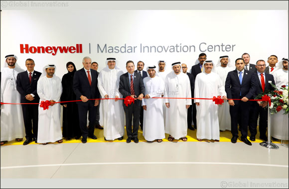 Honeywell Innovation Center at Masdar City to Advance Digitalization Across UAE