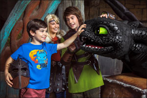 Experience the �How To Train Your Dragon' Egg Hunt at MOTIONGATE� Dubai this Easter