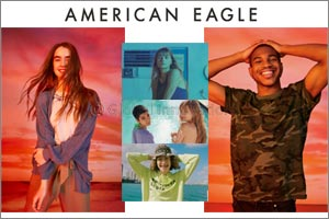 American Eagle Debuts It's Summer'19 Campaign, With a Capsule Collection for Ramadan