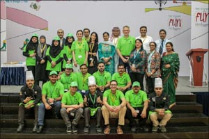 Healthy Farm launched its unique Healthy Living Program at GEMS' The Kindergarten Starters