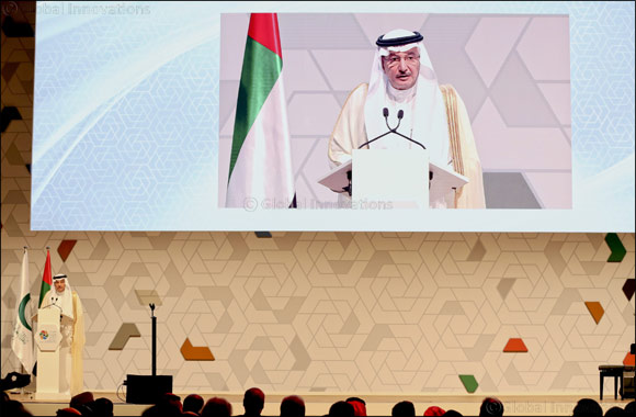 His Excellency Sheikh Nahyan Bin Mubarak Al Nahyan, Uae Minister of Tolerance, Opens the 2nd Organisation of Islamic Cooperation Festival