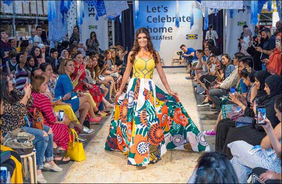 IKEA Dazzles Crowds With Stunning Fashion Show Showcasing Its Latest Sustainable Collection